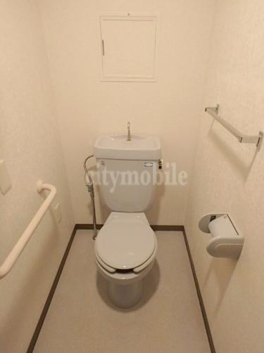 ガーデンコート仙川>トイレ