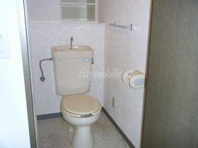 レジデンス向山第2>トイレ