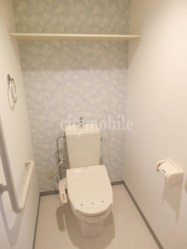 ビューテラス早宮>トイレ