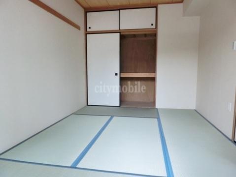 クレール・赤塚>和室