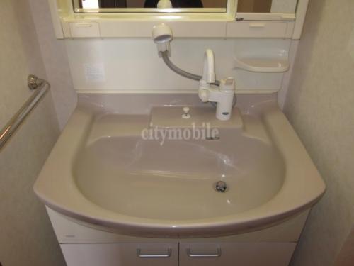 グリーンガーデン石神井>洗面所