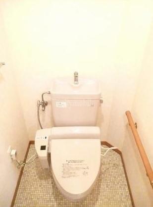 トーヨー第7ビル>トイレ