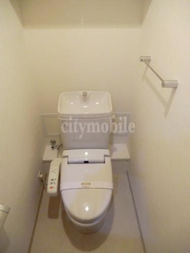 カスタリア荒川>トイレ