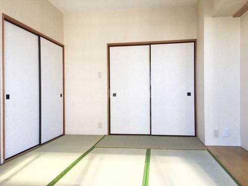 コーシャタワー佃>和室