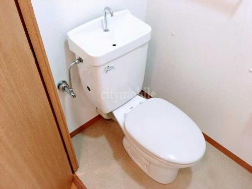 アクシス台東>トイレ