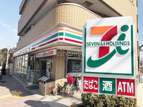 トミンハイム東新小岩六丁目>コンビニ