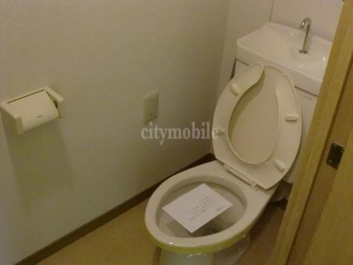 多摩ニュータウン ビューコート別所>トイレ