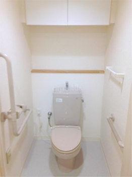 タイムクルーザ樹心>トイレ