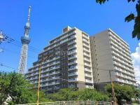 トミンハイム横川一丁目>外観