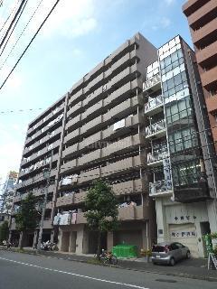 ピュアフィールド新横浜>外観