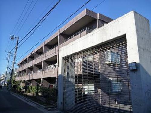 サンモール給田>建物外観