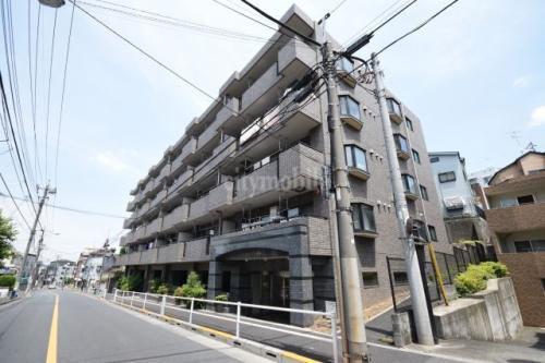リンデンハイム赤塚>建物外観