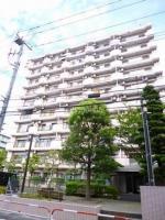 グランメール戸田Ⅱ>建物外観