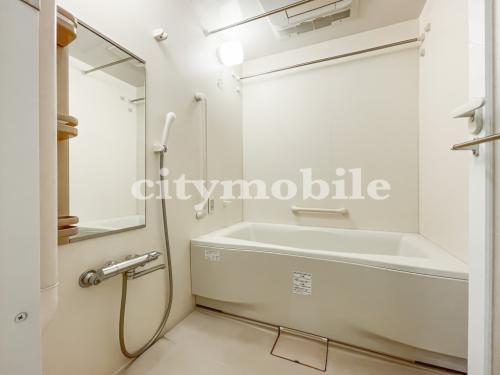 東雲キャナルコートCODAN>浴室