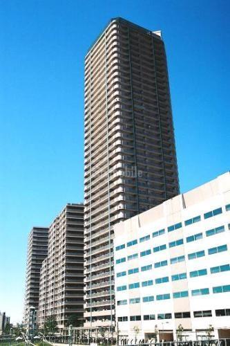 オルトヨコハマビュータワー>外観
