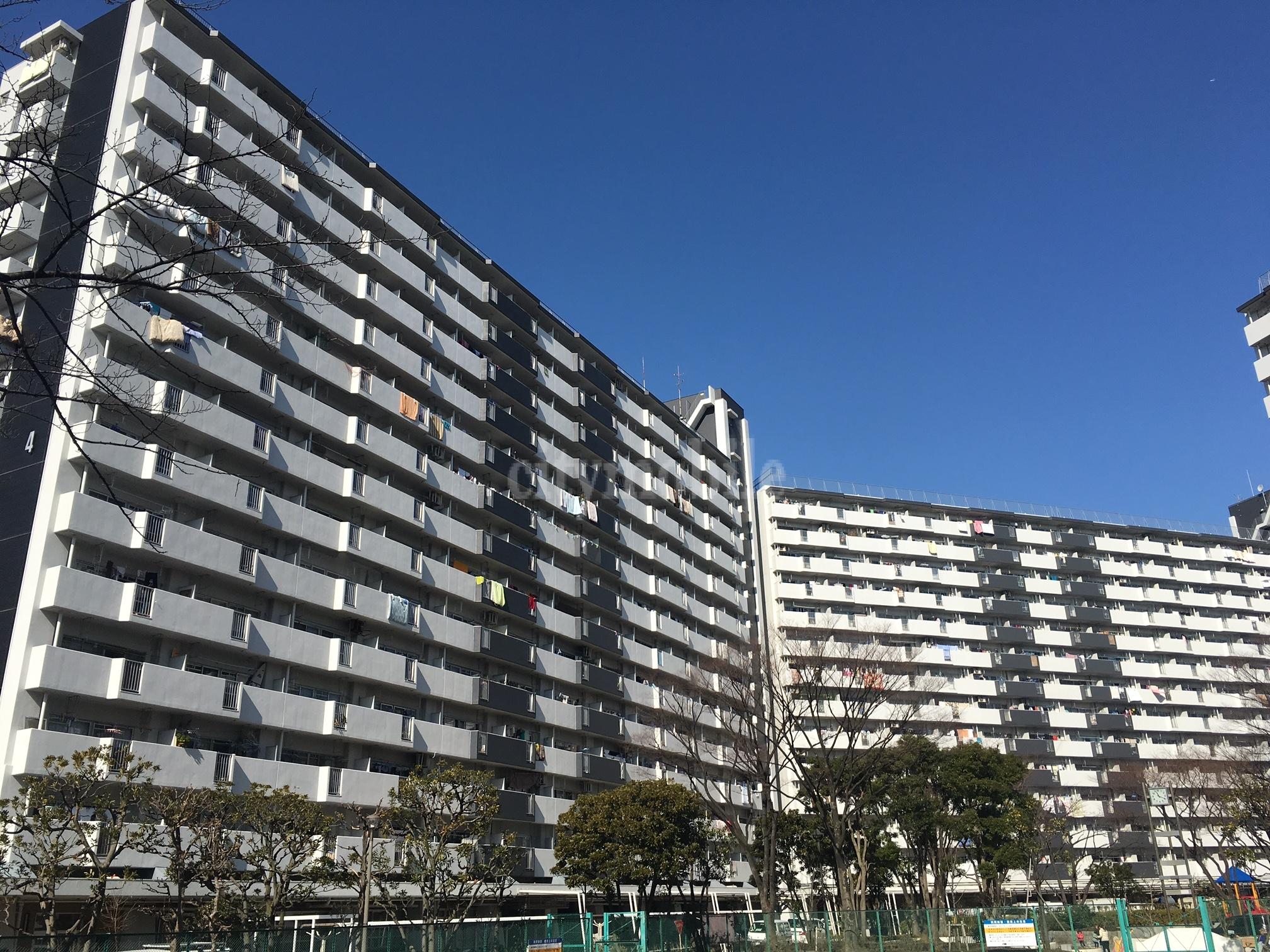 団地に暮らす|東京都住宅供給公社