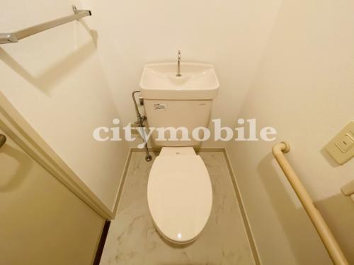 トミンハイム蓮根二丁目>トイレ