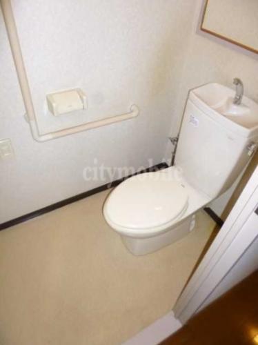 第二ミツルマンション>トイレ