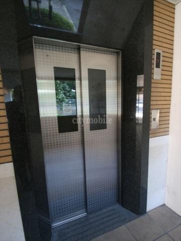 ドゥ―ブル水元>エレベーター