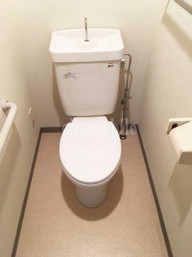 コーシャハイム西馬込>トイレ