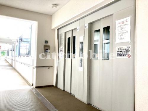 トミンハイム南砂一丁目>エレベーター