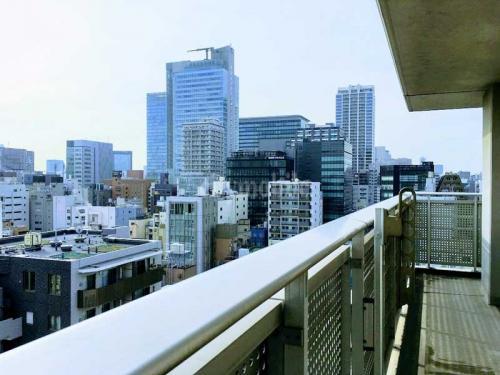 アクシス台東>眺望