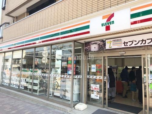 トミンハイム東新小岩六丁目>コンビニエンスストア