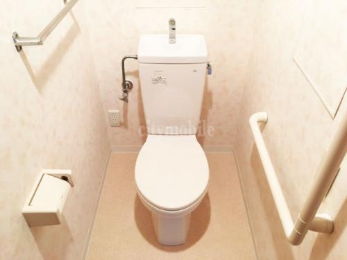 コーシャハイム上鷺宮>トイレ