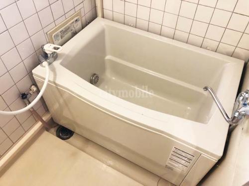 金町第二団地>浴室