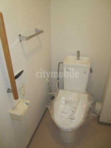 幕張ベイタウン ミラマール>トイレ