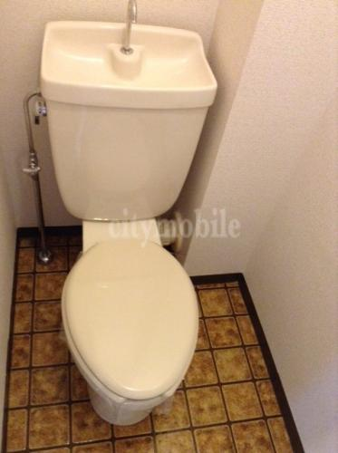 多摩ニュータウン ベルコリーヌ南大沢>トイレ