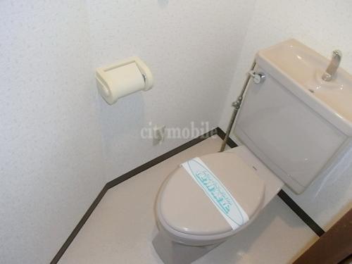 サンスプリングス三鷹>トイレ