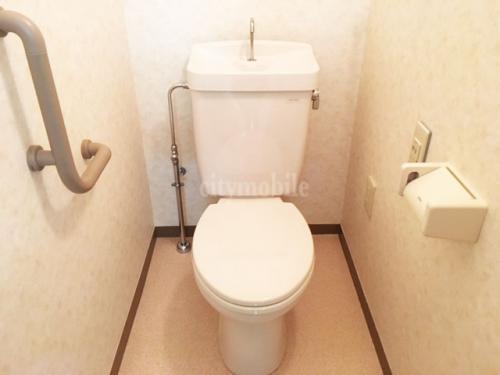 トミンハイム東品川三丁目第二>トイレ