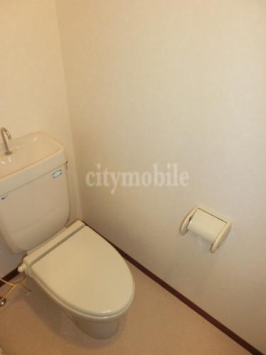 フリーダム光が丘Ⅲ>トイレ