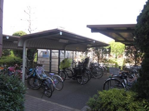 グリーンガーデン石神井>駐輪場