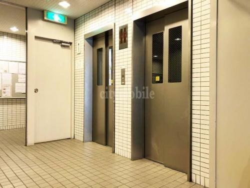 リバーピア吾妻橋ライフタワー>エレベーター