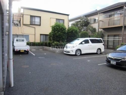 ウィナーズⅢ>駐車場