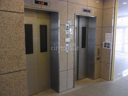 セルリアンホームズ勝どき>エレベーター