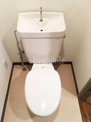 コーシャハイム神田>トイレ