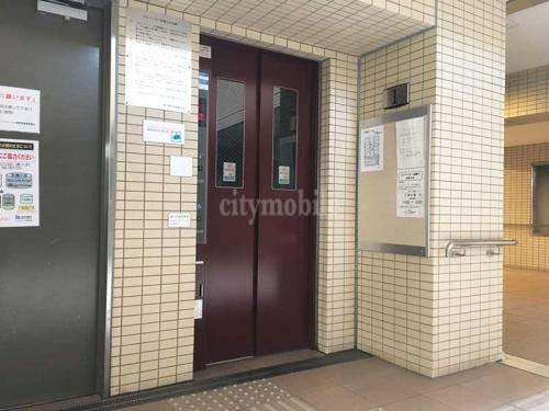 コーシャハイム東新宿>エレベーター
