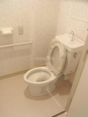 トミンハイム塩浜二丁目第1>トイレ