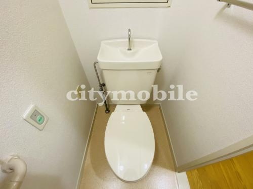 トミンハイム古石場二丁目>トイレ