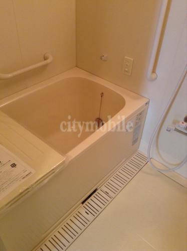 サンヴァリエ桜堤>浴室
