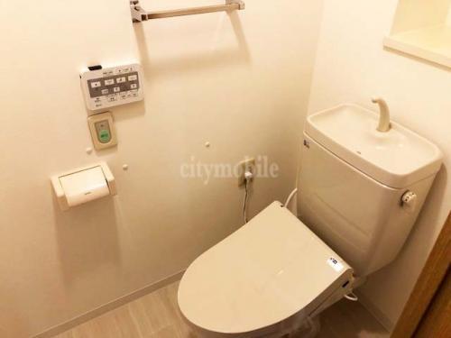 フレール西新井第二>トイレ