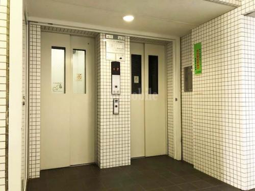 コーポレート五反野>エレベーター