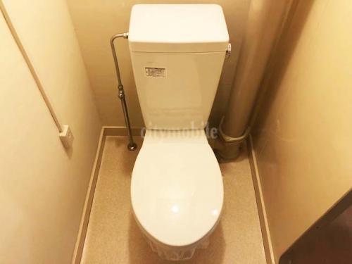 金町第二団地>トイレ
