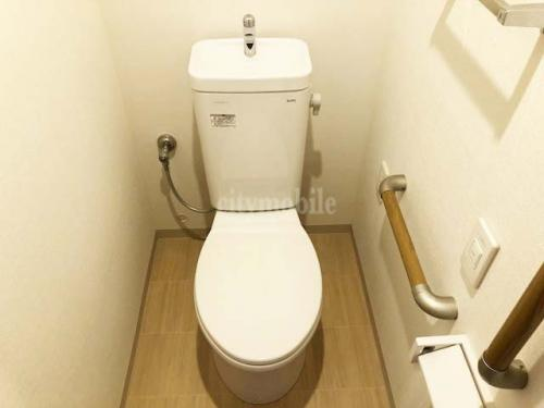 コンフォール松原>トイレ
