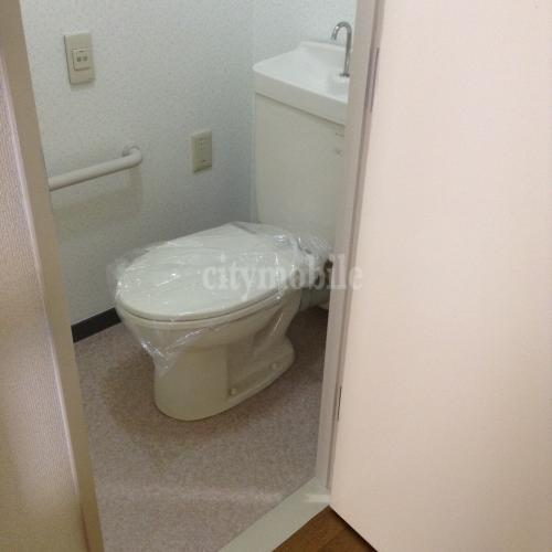 トミンハイム薬王寺>トイレ