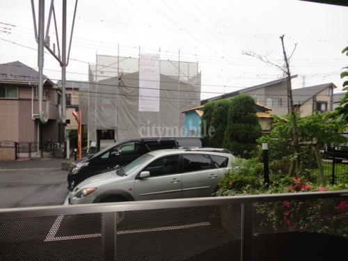 フラッツ南大泉>駐車場