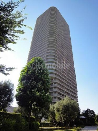 リバーシティ21リバーポイントタワー>外観